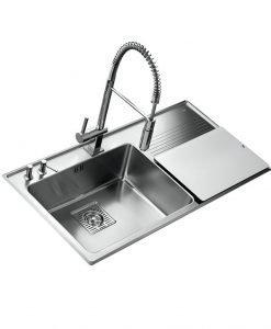 Кухненска мивка Teka FRAME 1C 1E PLUS