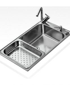 Кухненска мивка Teka IG BOWL 80 1C PLUS