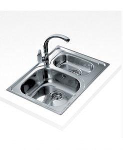 Кухненска мивка Teka UNIVERSO 1½С М.572.6