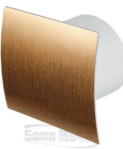 Вентилатор за баня цвят злато Awenta WEZ 100