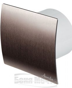 Вентилатор за баня цвят сребро Awenta WES 100