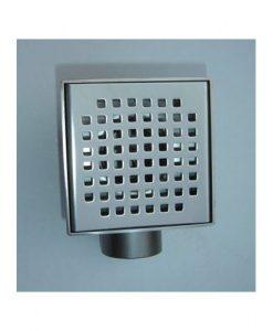 Подов сифон за баня квадрат