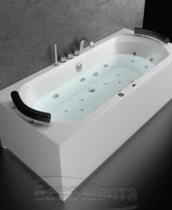 Хидромасажна вана модел Саранда 170*80 и 180*80