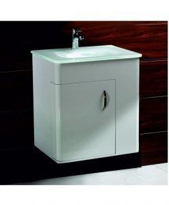 PVC мебел за баня 5560W