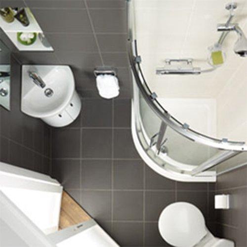 Съвети за максимална употреба на пространството на Вашата баня