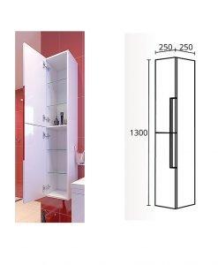 PVC колона за баня модел Ню Лайн