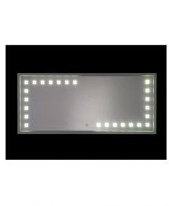 Огледало за баня с LED осветление 1540  120*50