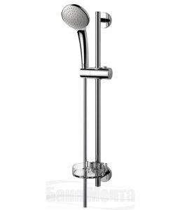 Душ комплект IDEALRAIN SOFT с еднофункционален ръчен душ M1B9412