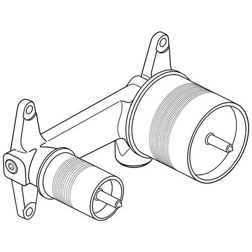 Комплект за вграждане - комплект 1 - A5948NU