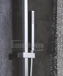 Душ система с едноръкохватков смесител EUPHORIA CUBE XXL SYSTEM 230