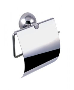 Държач за тоалетна хартия с капак CLASSIC K5403