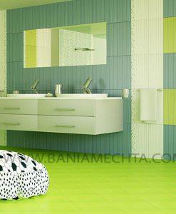 Плочки за баня Saba azul and pistacho