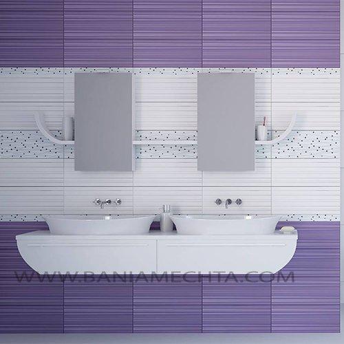 Плочки за баня Saba lila