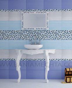 Плочки за баня Soho azul and celeste
