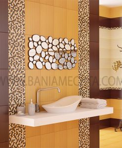 Плочки за баня Soho marron and naranja
