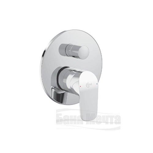 Вграден смесител за вана и душ CERAFLEX A6758AA