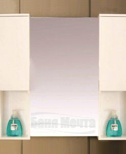 Горен огледален шкаф КАПРИ ICMC 1050 90