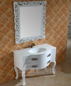 Комплект PVC шкаф за баня ICP 11094