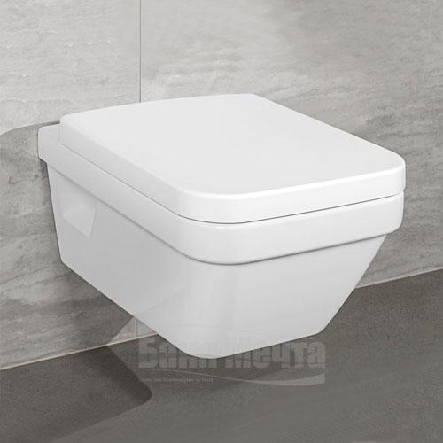 villeroy boch architectura direct flush. Black Bedroom Furniture Sets. Home Design Ideas