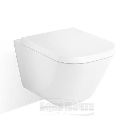 Окачена тоалетна с капак със забавено падане THE GAP А34647L000_3