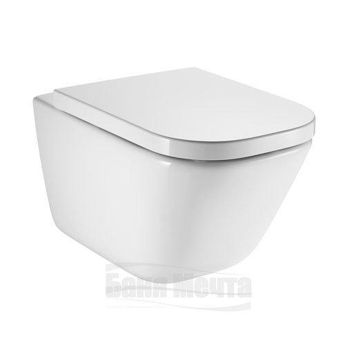 Окачена тоалетна с капак със забавено падане THE GAP А34647L000_4