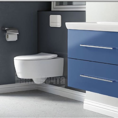 Окачена тоалетна VILLEROY & BOCH Avento DirectFlush_3