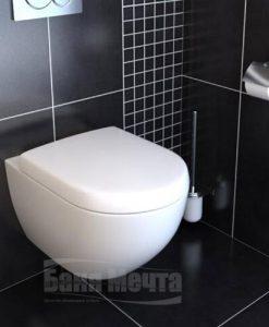 Окачена тоалетна VILLEROY & BOCH Subway 2