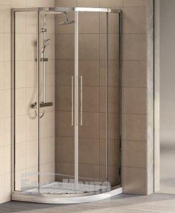 Промоция овална душ кабина KUBO R 90×90 T7141EO