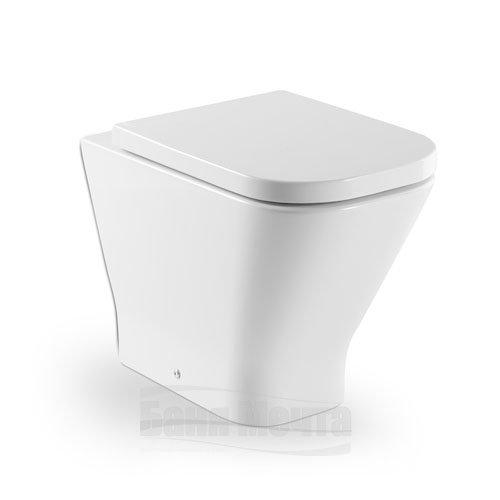Стояща тоалетна чиния с капак със забавено падане THE GAP A347477000_2
