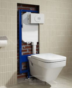Структура за вграждане DUPLO WC COMPACT IN WALL A890080020