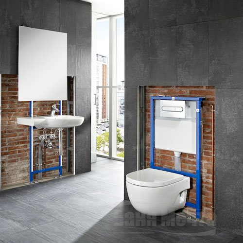Структура за вграждане DUPLO WC IN WALL A8900900K_4