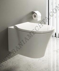 Конзолна тоалетна чиния без ринг CONNECT AIR