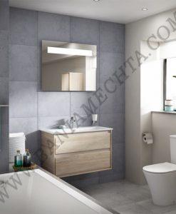 Правоъгълна вана за вграждане 170х75 см CONNECT AIR_2