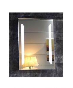 Огледало за баня Led с осветление 1591 50*70