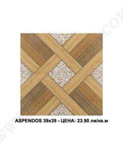 Гранитогрес ASPENDOS 39х39