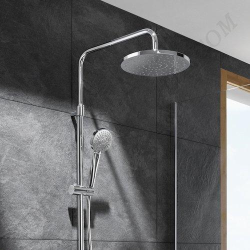 Едноръкохваткова душ колона с полица EVEN M A5A9790C00_2