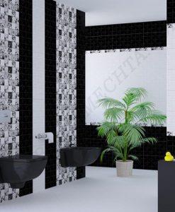 Плочки за баня OLIMPOS BLACK