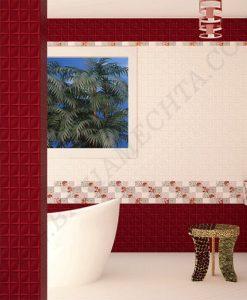 Плочки за баня OLIMPOS RED