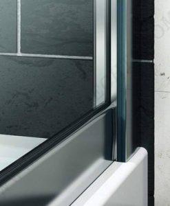 Плъзгаща се врата за душ кабина с 3 елемента HUPPE X1 90 см_2