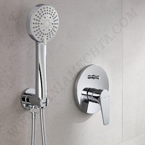 Смесител за вграждане за вана и душ с автоматичен превключвател ATLAS A5A0690C00_2