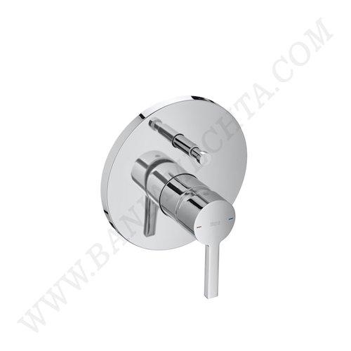 Смесител за вграждане за вана и душ NAIA A5A0B96C00