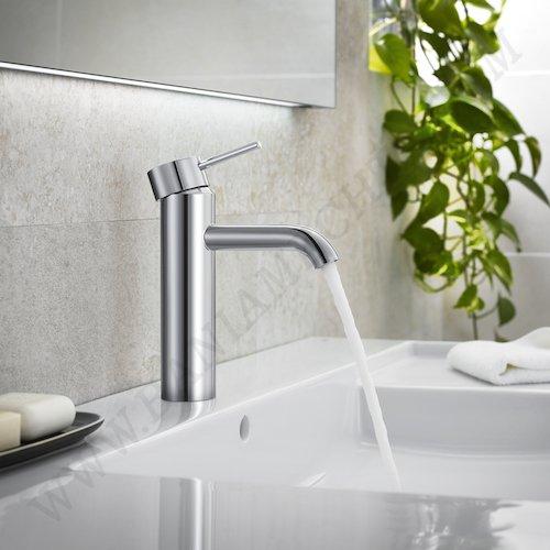 Смесител за мивка с click clack клапа и Cold Start LANTA A5A3C11C00_3