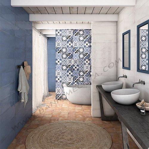 Плочки за баня HYDRA AZUL