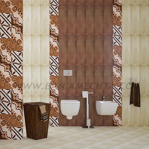 Плочки за баня HYDRA OXIDO