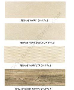 Плочки за баня TERANE