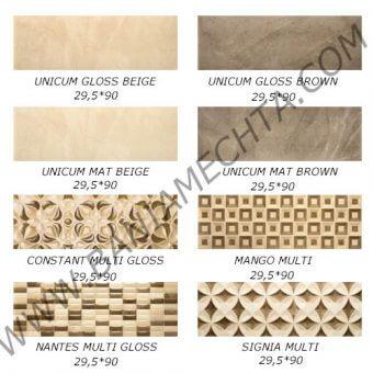 Плочки за баня UNICUM (5)