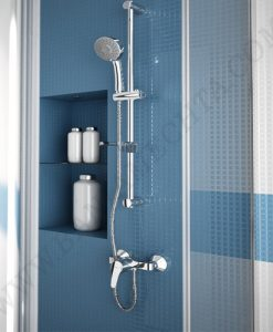 Стенен смесител за душ SEVA NEXT B1923AA