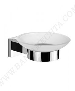 Стъклена сапунерка TREASURE 8301