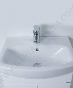 PVC Шкаф за баня комплект ЕЛИ