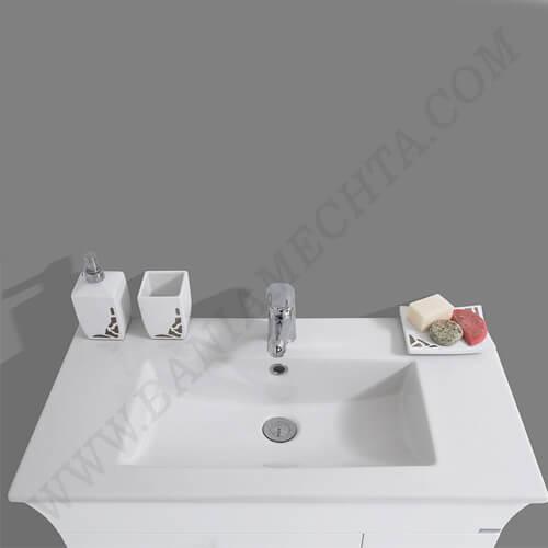 PVC Шкаф за баня комплект ЛИНЕА 80_3